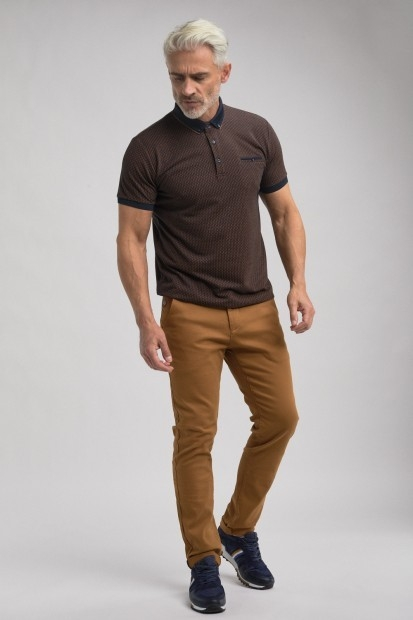 look homme polo automne