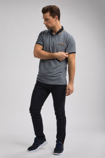 look homme polo jeans