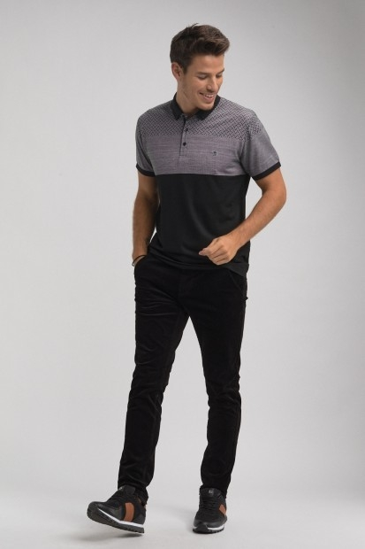 look sport homme polo jogg